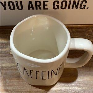 "Rae Dunn Kitchen - RAE DUNN ""Caffeine"" Mug"